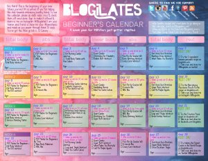 Blogilates challenge