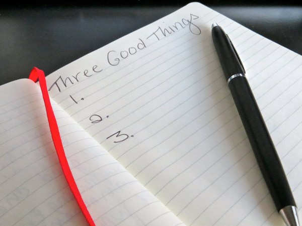 3 Good Things Happiness
