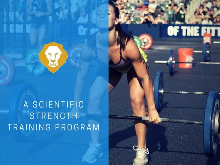 A Scientific Strength Training Program