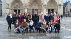 Frankreich Exkursion 2018