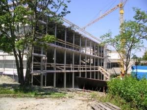 Neubau 2005