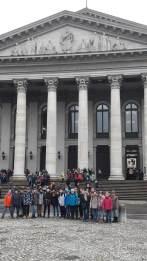 Vor der Bayerischen Staatsoper