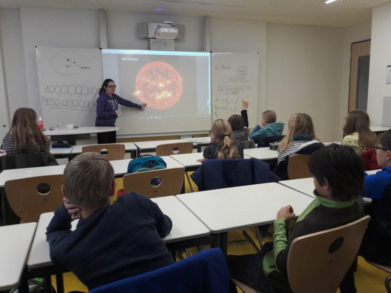 """Bildervortrag """"Unser Sonnensystem und fremde Galaxien"""""""