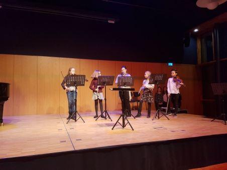 Kammermusikabend 23.1.2018