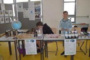 Fair-Trade-Verkauf