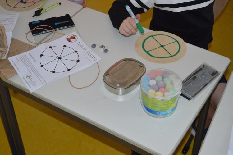 Workshop Lederbeutel + Rundmühle