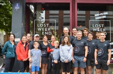 Unsere 10km-LäuferInnen