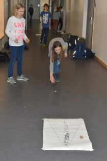 Workshop Römische Spiele