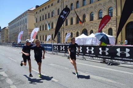 Oliver W. und Frederik S. (5km)