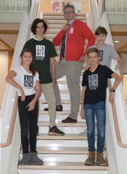 ISGY – Models präsentieren die Schulkollektion