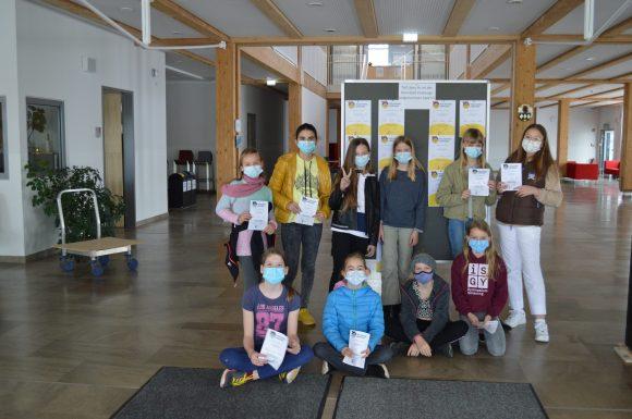 Teilnehmer der Hanniball-Challenge 2