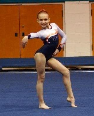 region 2 gymnastics meet 2013 gmc