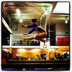 club gymnast