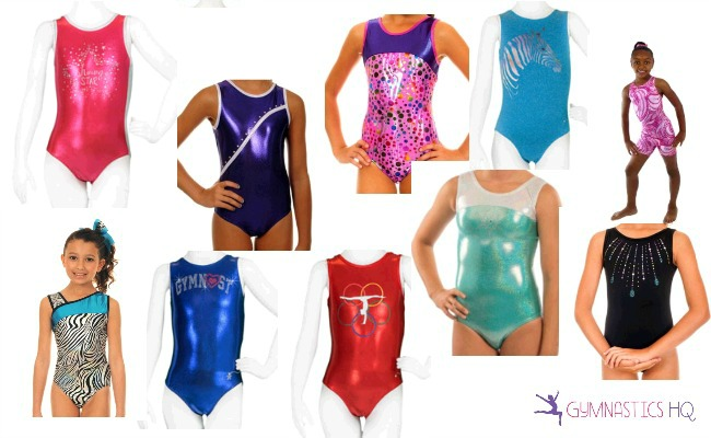 gymnastics gifts leotards