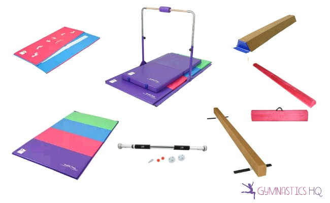 home gymnastics equipment gift