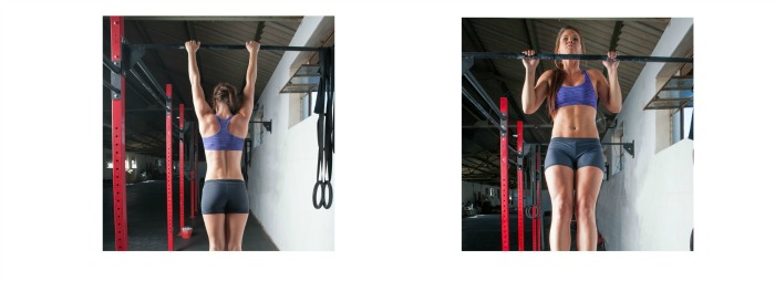 pull ups for hs