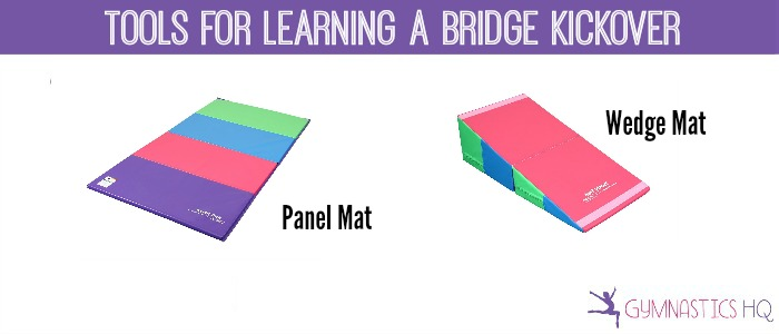 tools for learning a bridge kickover