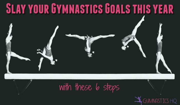 gymnastics goals