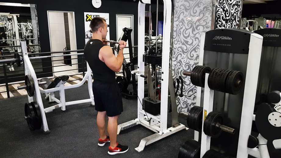 Read more about the article Cable Biceps Curl