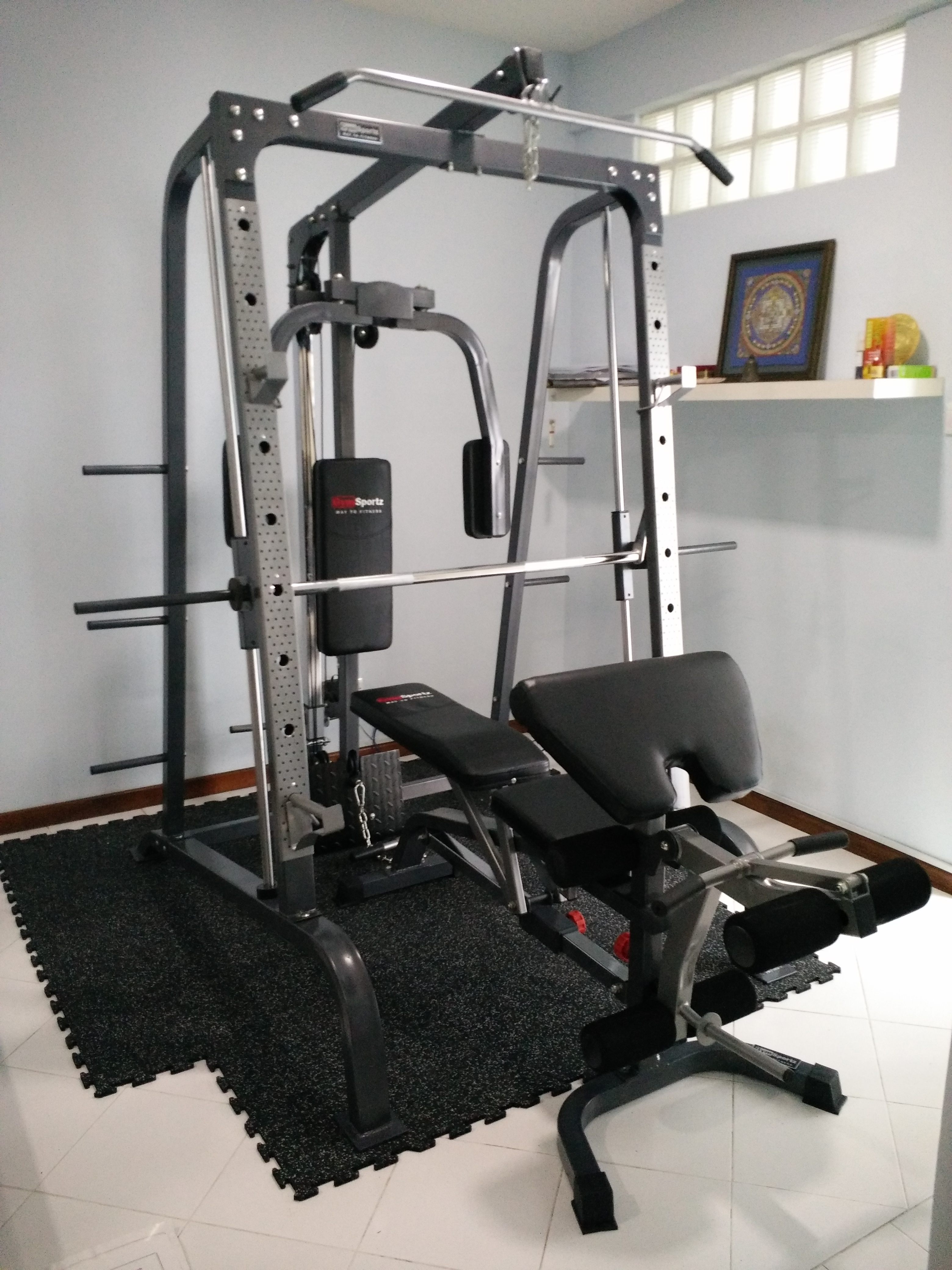 Gs 380 Smith In Singapore Total Smith Machine For Sale In