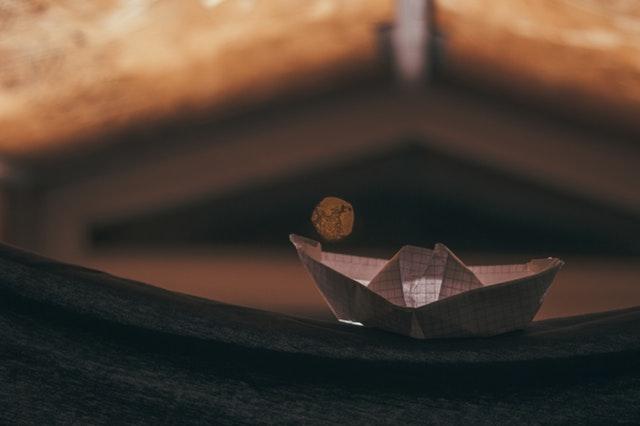 Χάρτινο καράβι