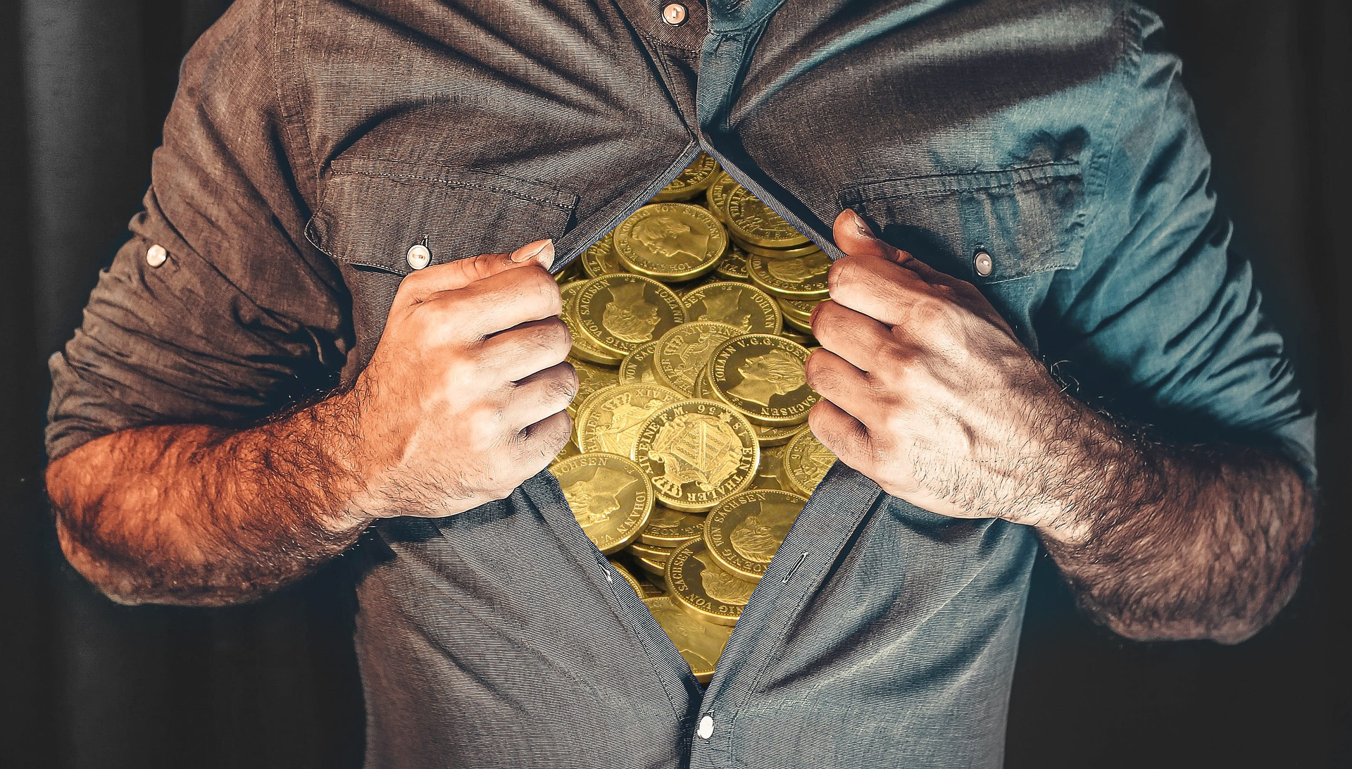 Τι να τα κάνω τα λεφτά σου, όταν δεν έχω την καρδιά σου;