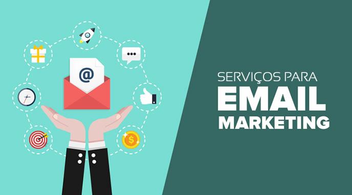 Serviços para Email Marketing