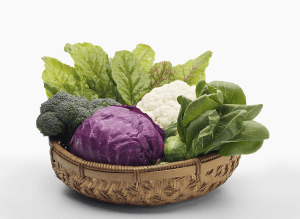 Cruciferous vegetable cure gynecomastia