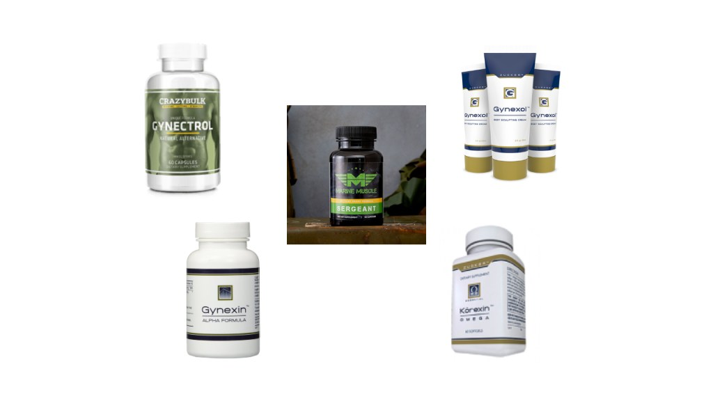 Top 5 Gynecomastia Supplements
