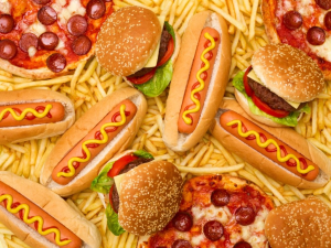 Processed Foods and Fries