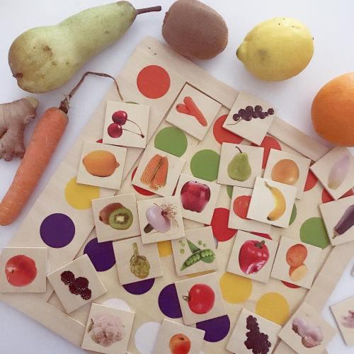 come far mangiare la verdura ai bambini gioco