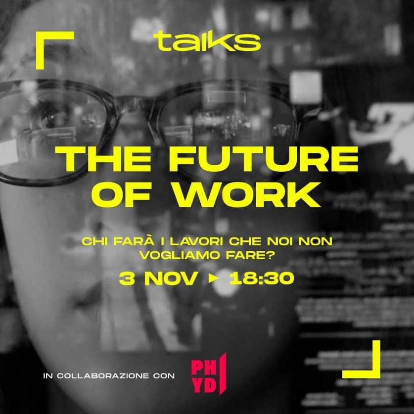 il futuro del lavoro visionary talk
