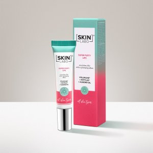 BEAUTY ROUTINE SKINLABO puffy lips