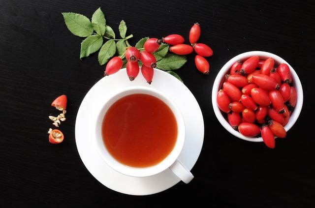 Csipkebogyó, immunerősítő tea, megfázás megelőzése, 5 tipp a megfázás és influenza megelőzésére