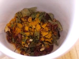 immunerősítő őszi tea