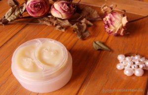 rózsás luxus arckrém