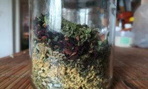 salaktalanító teakeverék