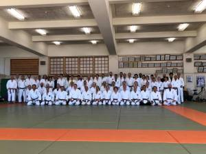 The Gyokushin Ryu Aikido International group