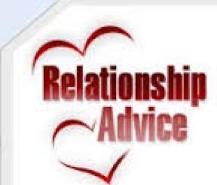 Relantionship advice