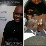 Agagu Plane Crash Update: Tunji Okusanya MIC Son Buried (Photos)