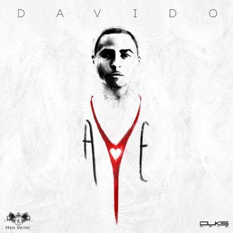 Davido -- Aye Cover Art