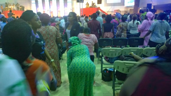 Crowd at RCCG's 73 Hours 2015 00
