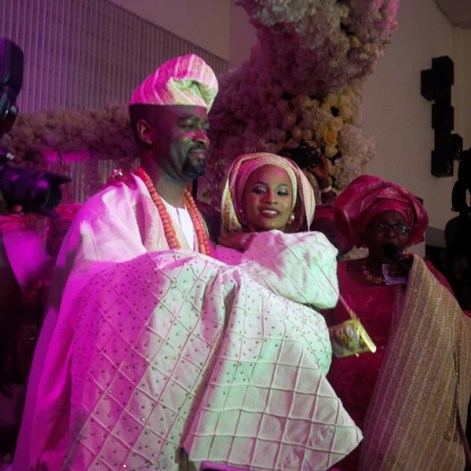 Abiola ‎Ajimobi Daughter Wedding 00