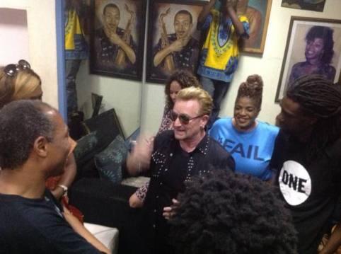 Bono in Nigeria Gistyinka 00
