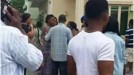 Kate Henshaw house fire accident