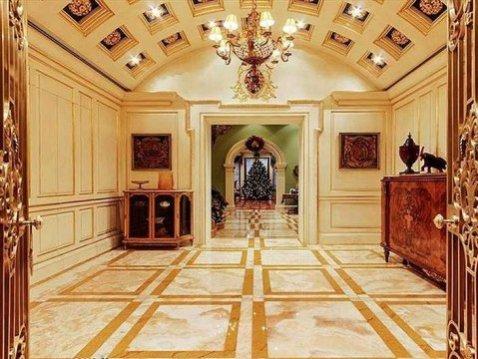 Aliko Dangote $300M Mansion House 04