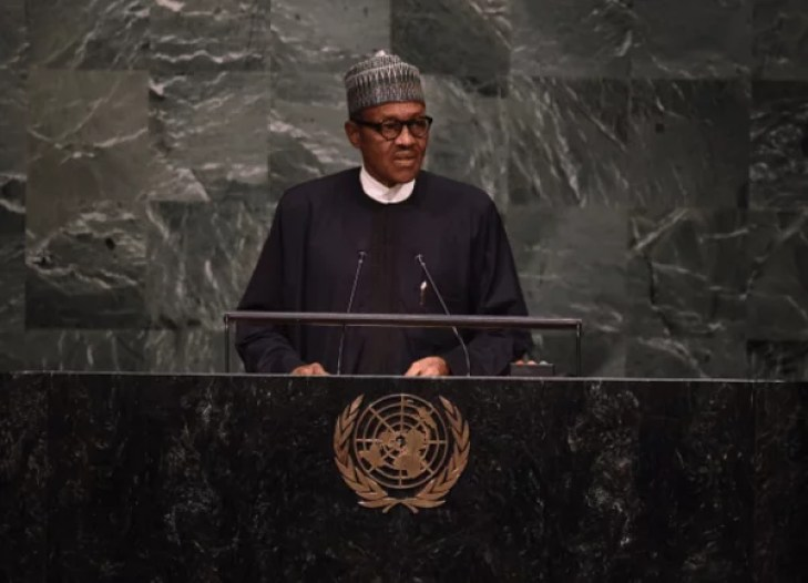 President Buhari Speaks on His Corruption War '' Nigeria's Biggest Biggest Suspects In Ongoing Corruption Probe Lives In The UK ''