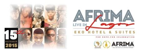 AFRIMA 2015