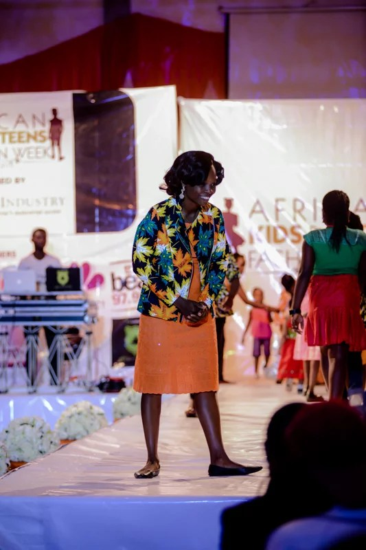 African Kids and Teens Fashion Week 2015 04