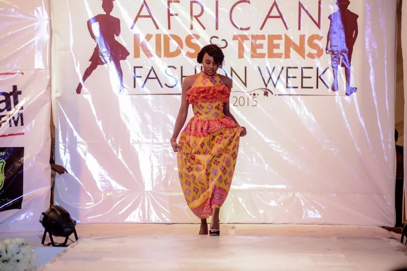 African Kids and Teens Fashion Week 2015 06